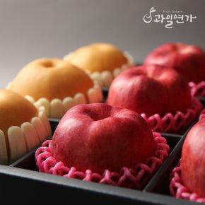 [10월5일(월) 순차출고][과일선물세트] NEW 사과배혼합선물세트 6kg(사과6개,배6개)