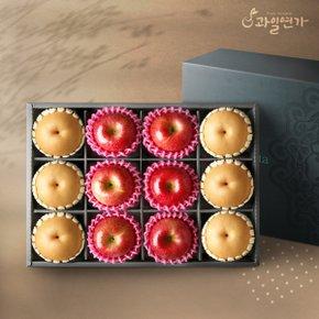 [10월5일(월) 순차출고][과일선물세트] NEW 사과배혼합선물세트 7kg(사과6개,배6개)