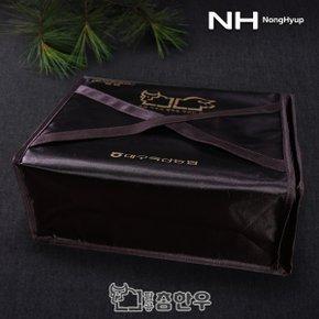 [냉장]한우 1등급 등심 선물세트 1호 1.2kg (등심600gx2팩)