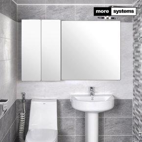 밀러 800 PS 욕실장 [유리선반]/욕실수납장/욕실선반