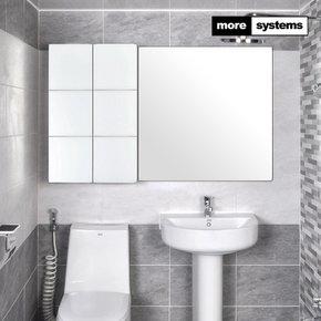 라인 800 PS 욕실장 [유리선반]/욕실수납장/욕실선반