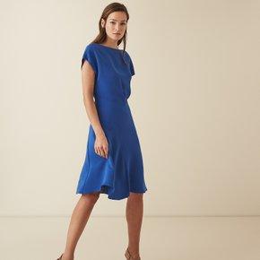 빅토리아 비대칭 캡슬리브 드레스(6729124009)