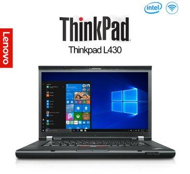 가성비 최고의 리퍼노트북~[LENOVO][리퍼]명품 ThinkPad L430/i3 3세대[4G/SSD128G/윈7]+무선광마우스