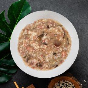 [돌로키친] 한우와 후코이단으로 끓인 강아지 소고기 미역국밥 120g