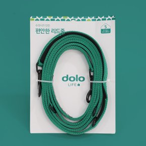 [DOLO LIFE] 수의사가 만든 편안하고 안전한 핸즈프리 강아지 산책 리드줄 (S/L size)