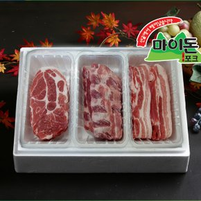 [마이돈 포크]  혼합세트(냉장) 1.8kg
