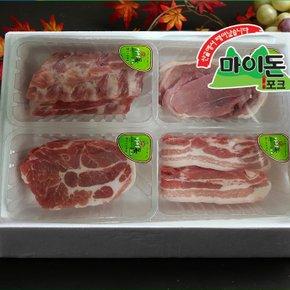 [마이돈 포크] 혼합세트(냉장) 2.4kg