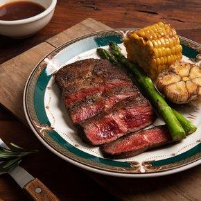[ 냉장 ] [U.S BEEF] 새벽랜치 뉴욕 피터루거 스테이크 Meal Kit