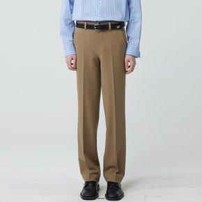 WOMEN STRAIGHT LONG PANTS BEIGE