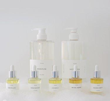 친환경 라이프스타일 브랜드 르비우(REVOUS) 향을 입는 세탁 세제